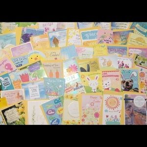 53 Easter Celebration Greeting Cards & Envelopes